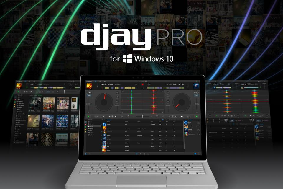 Imagem de Finalmente! Popular no Mac, djay Pro agora tem versão para Windows 10 no tecmundo