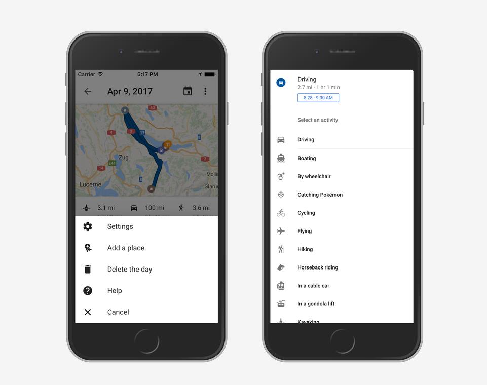 5e9a67c54bd8c Histórico do Google Maps agora mostra onde você esteve usando seu ...