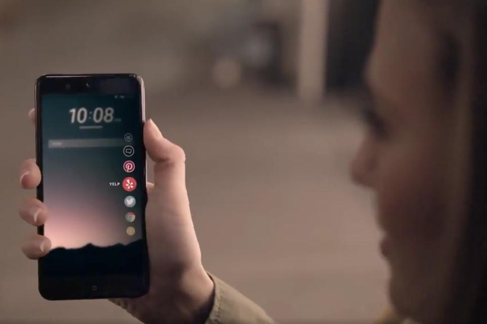 """Imagem de Celular """"apertável"""" da HTC já tem data de lançamento marcada no tecmundo"""