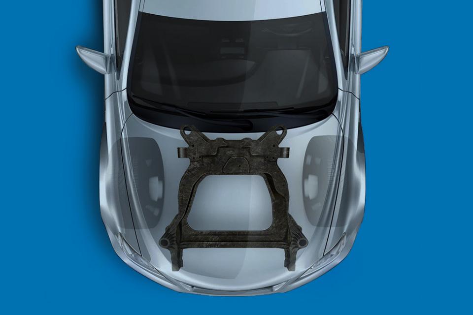 Imagem de Ford estuda utilizar fibra de carbono no chassi de carros de passeio no tecmundo