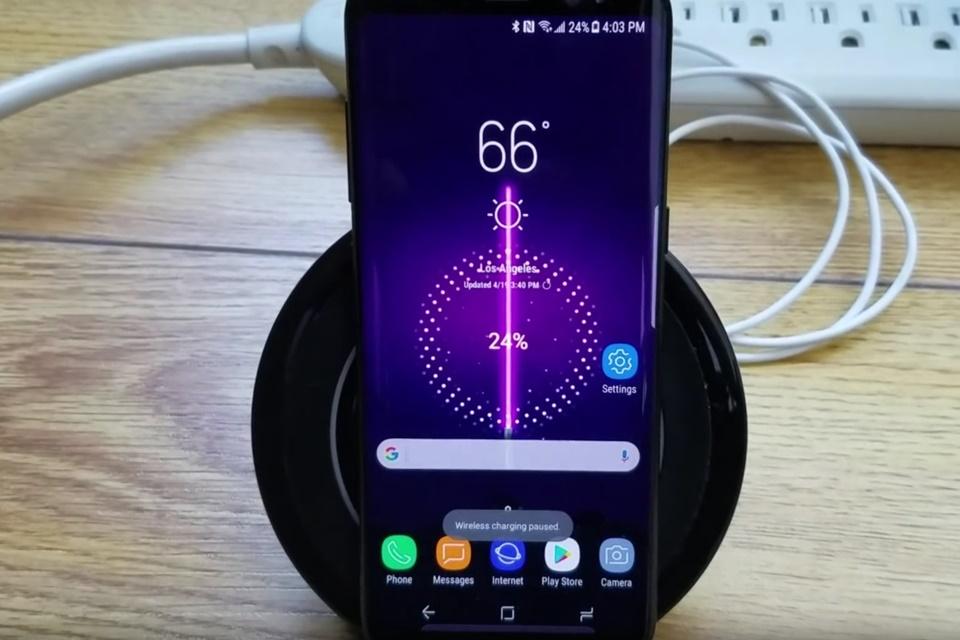 Imagem de Usuários relatam problema no WiFi e no carregador sem fio do Galaxy S8 no tecmundo