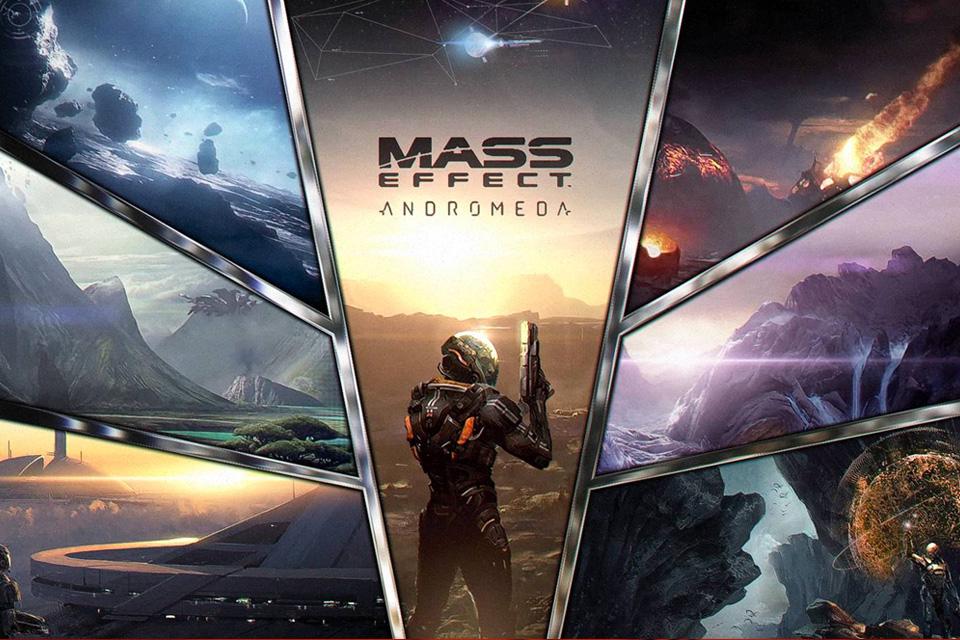 Imagem de Mass Effect: Andromeda e o desempenho com as principais placas do mercado no tecmundo