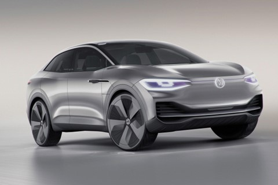 Imagem de Família elétrica aumentando: Volkswagen mostra seu crossover I.D. Crozz no tecmundo
