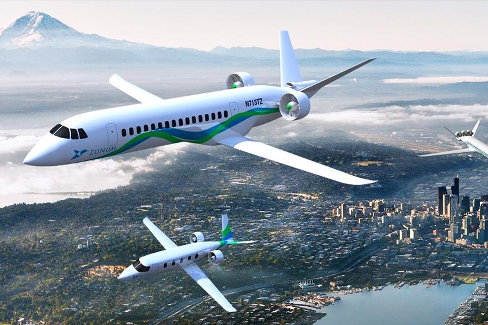 Imagem de Boeing e JetBlue investem em avião híbrido com o objetivo de baratear voos no tecmundo