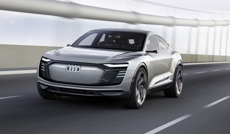 Imagem de Audi revela conceito elétrico E-Tron Sportback, que deve chegar em 2019 no tecmundo