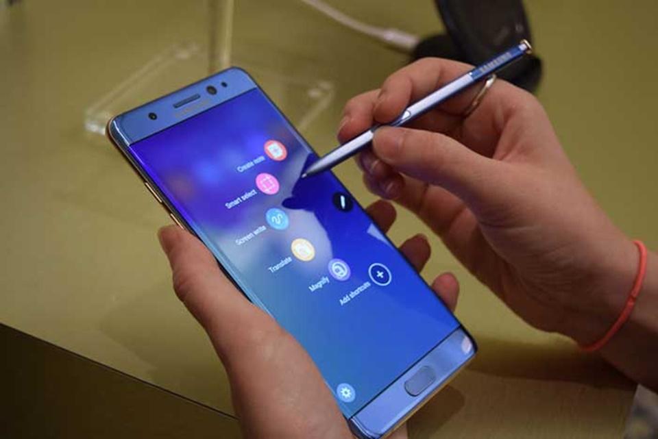 Imagem de Samsung lançará novo smartphone no 2º semestre – e ele pode ser o Note 8 no tecmundo