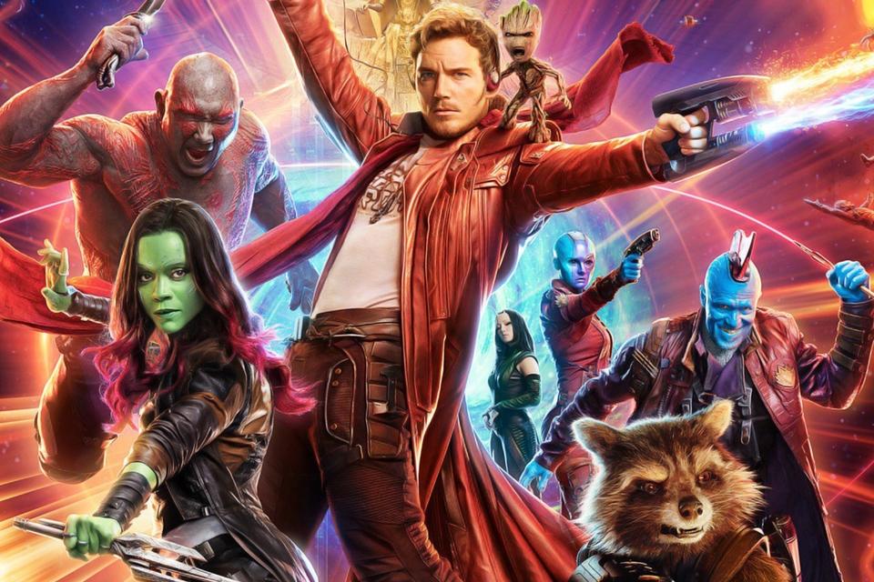 Imagem de Marvel põe toca-fitas em saco de Doritos com trilha de Guardiões da Galáxia no tecmundo