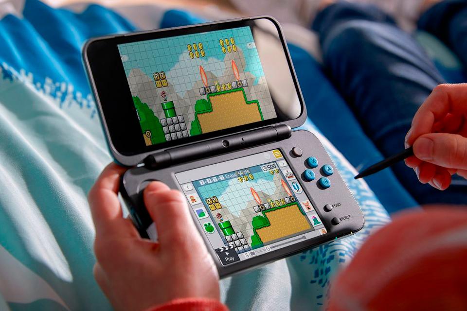 Imagem de O New Nintendo 2DS XL é mais bonito do que tem direito no tecmundo