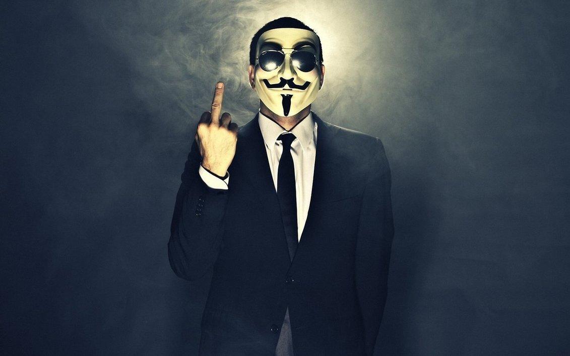 Imagem de Anonymous derruba e faz deface em site oficial do PSDB no tecmundo