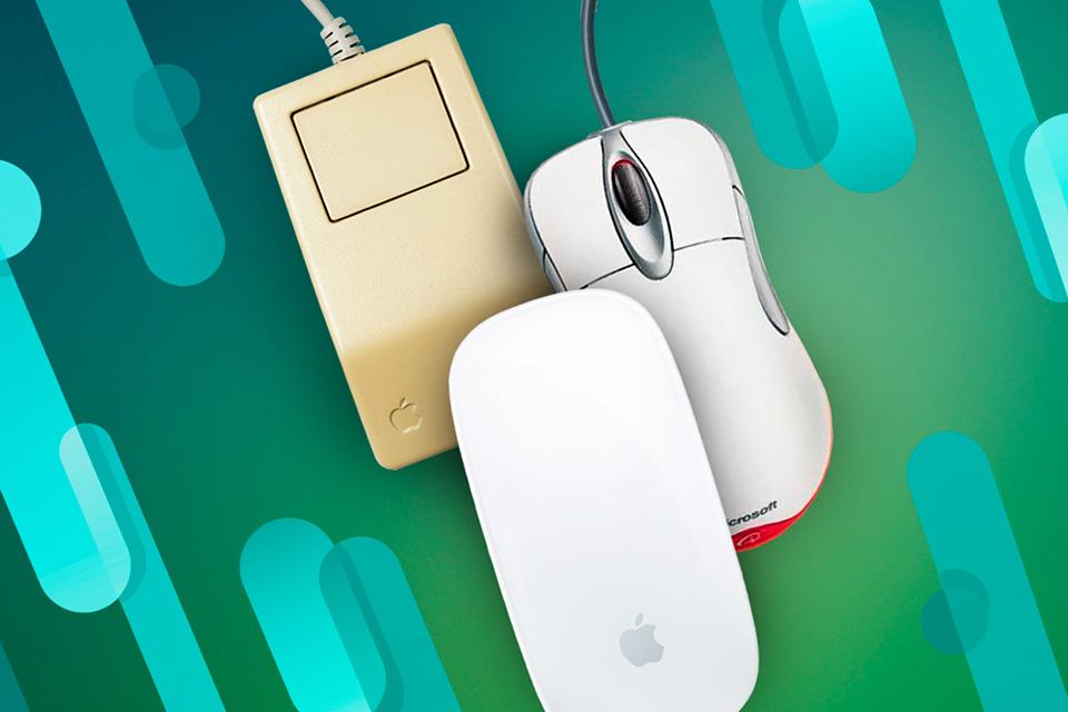 Imagem de Como inventaram o mouse no site TecMundo