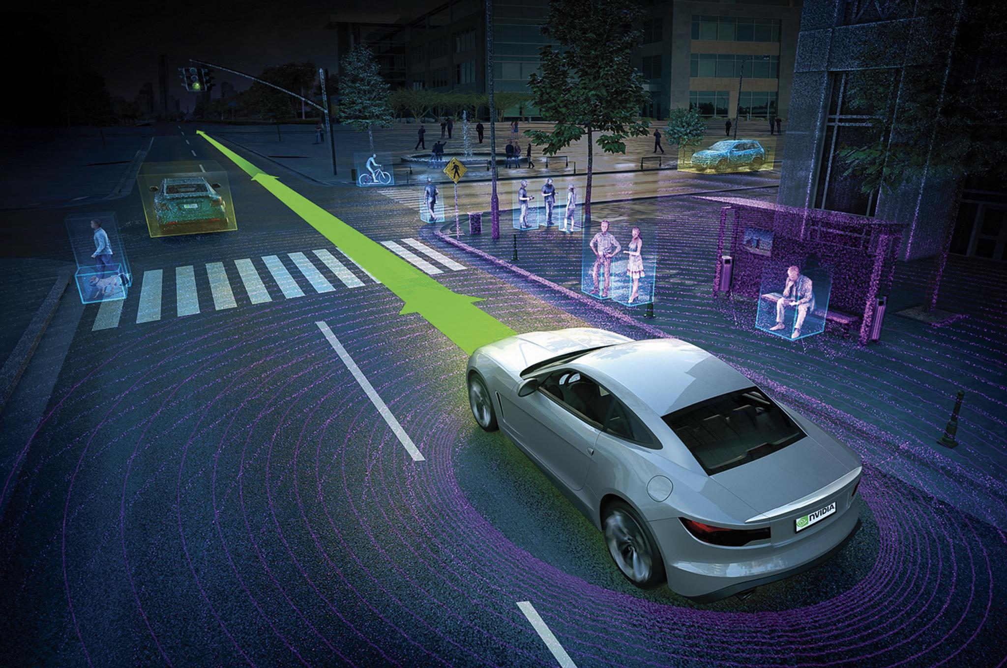 Imagem de O que significam os 5 níveis da direção autônoma dos carros? no tecmundo