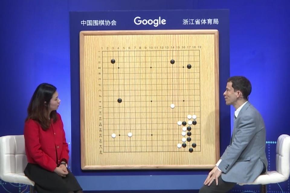 Imagem de IA da Google vence melhor jogador de GO do planeta em 1ª de melhor de 3 no tecmundo