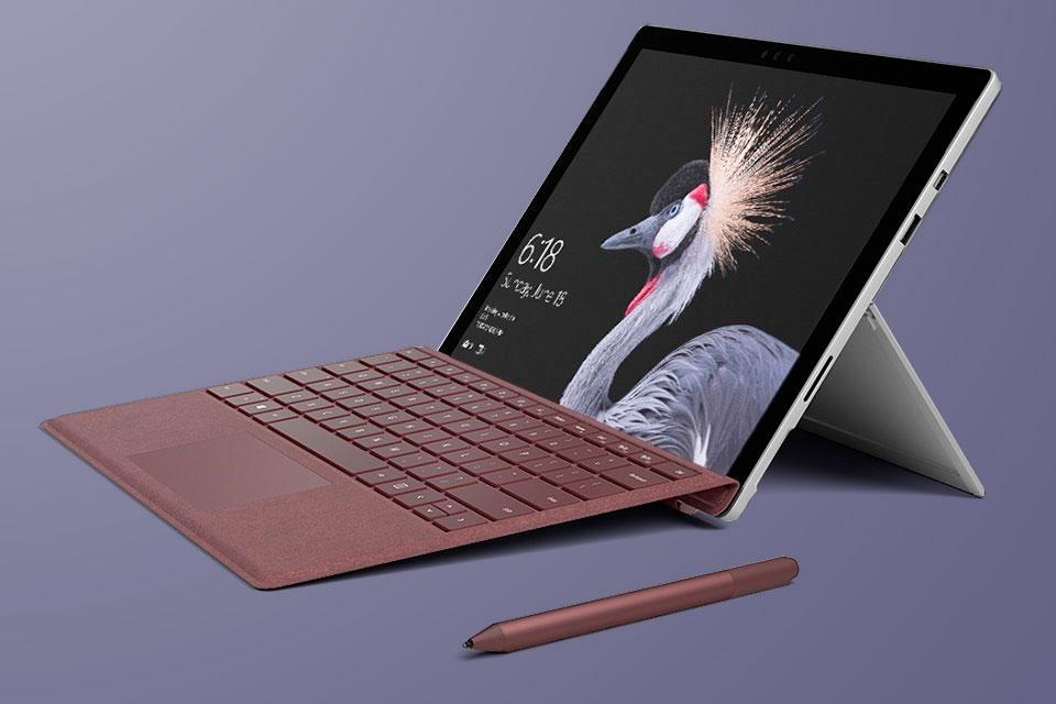 Imagem de Comparativo coloca o novo Surface Pro lado a lado com iPad e MacBook no tecmundo