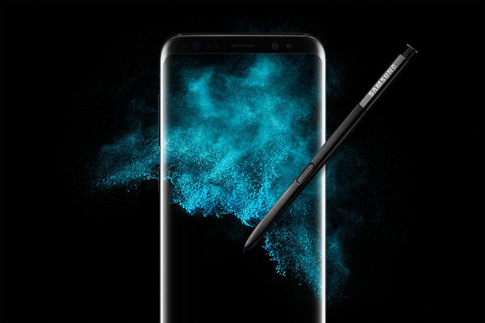 Imagem de Novos vazamentos sugerem o Galaxy Note 8 com a cara de S8 no tecmundo