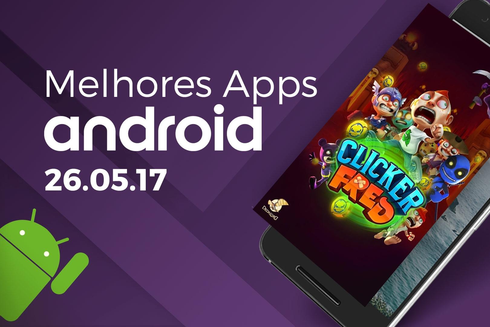 Imagem de Melhores Apps da Semana para Android: 26/05/2017 no tecmundo