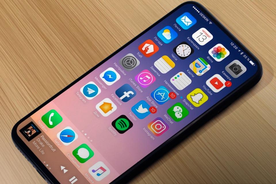 Imagem de Protótipo vazado indica com clareza a possível aparência do iPhone 8 no tecmundo