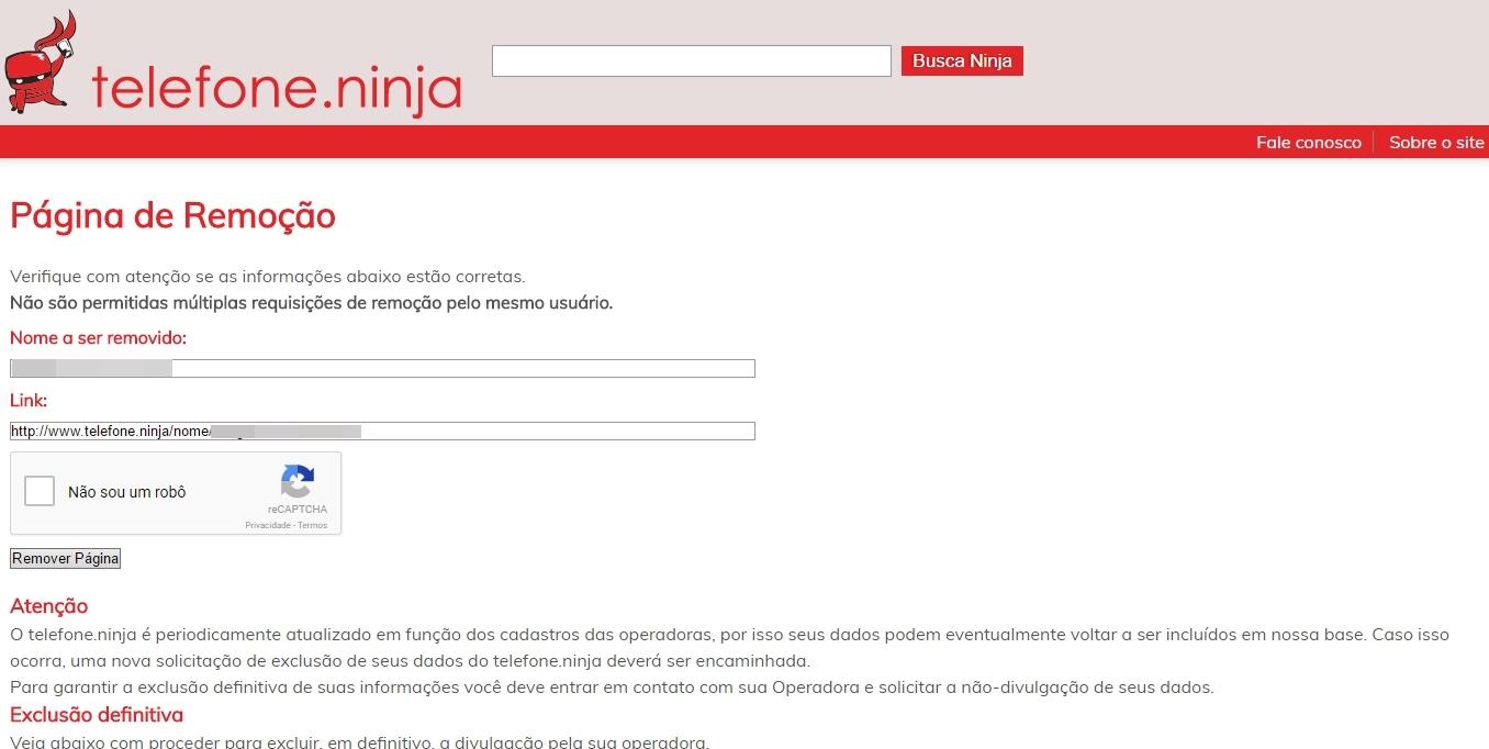 Site expõe dados pessoais de brasileiros; consulta pelo nome completo