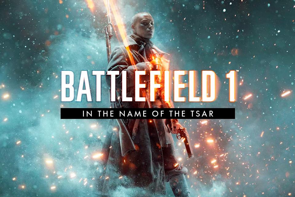 Imagem de Battlefield 1: In the Name of the Tzar é a nova e incrível expansão do game no tecmundo