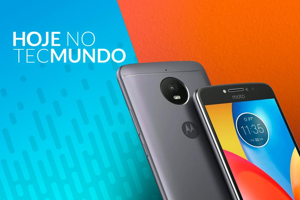 Imagem de Motorola revela Moto E4 e E4 Plus - Hoje no TecMundo no tecmundo