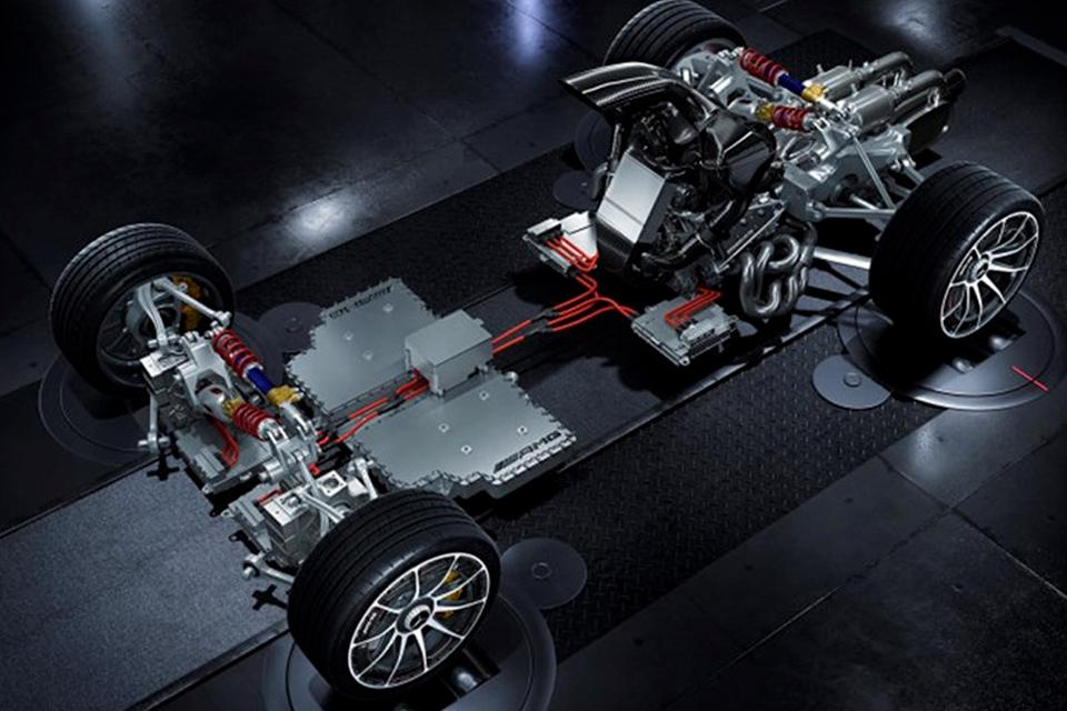 Imagem de As entranhas da besta: a estrutura do novo hipercarro da Mercedes-AMG no tecmundo