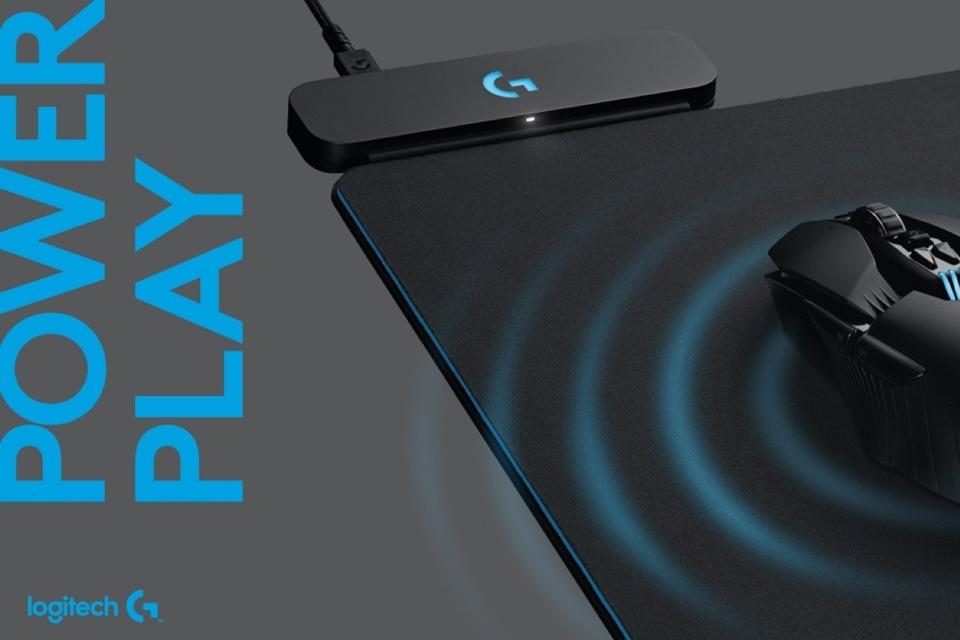 Imagem de Logitech lança tecnologia para recarregar mouse enquanto ele é utilizado no tecmundo