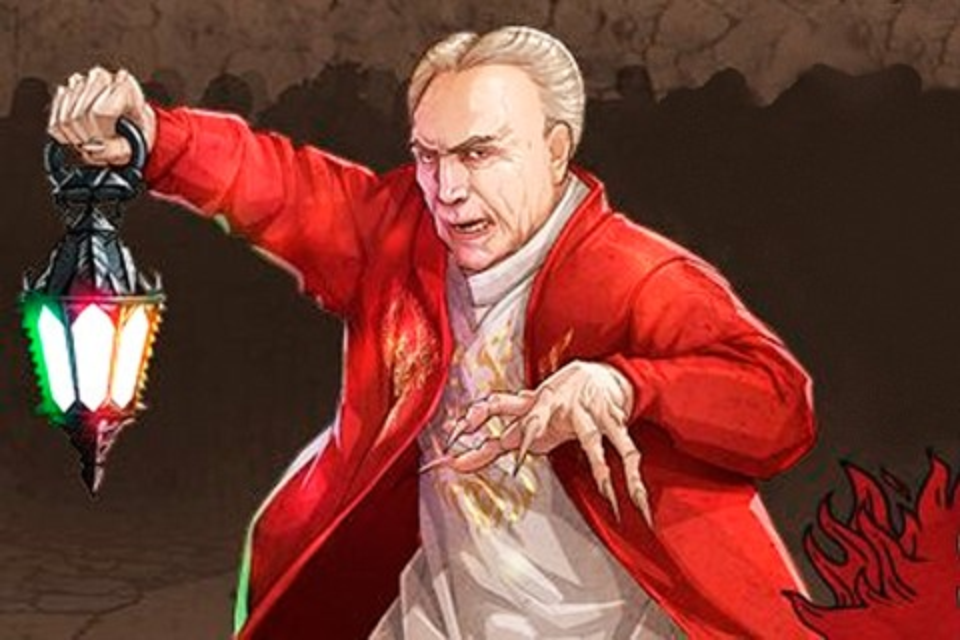Imagem de Jogo faz alusão ao presidente Michel Temer: feiticeiro das trevas  no tecmundo