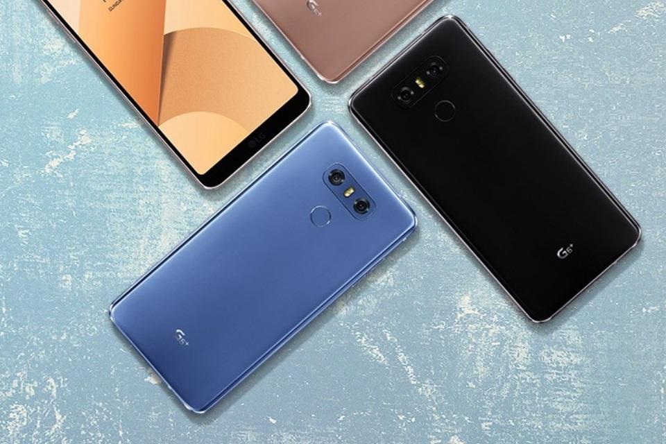 """Imagem de LG lança G6 Plus com 128 GB de espaço; ainda nada de """"Pro"""" com 6 GB de RAM no tecmundo"""