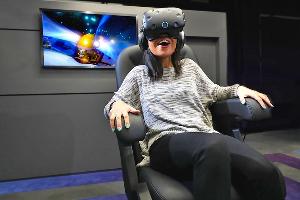 Imagem de Óculos VR com resolução igual à do olho humano podem estar chegando por aí no tecmundo