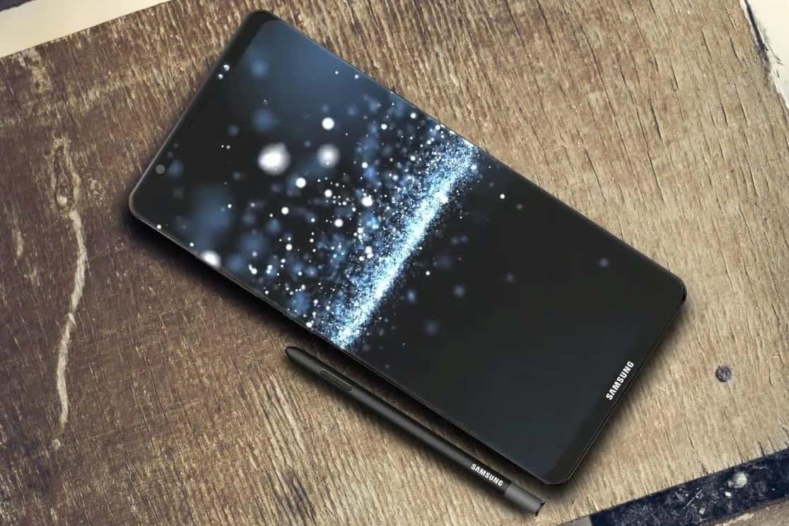 Imagem de Galaxy Note 8 deve ser anunciado em 2 de agosto, aponta site no tecmundo