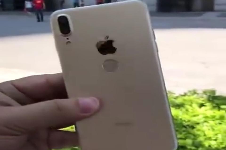 Imagem de O iPhone 8 ainda nem saiu, mas claro que já tem um clone chinês no tecmundo