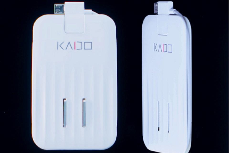 Imagem de Cansou de carregadores grandalhões? O Kado é o seu sonho de consumo no tecmundo