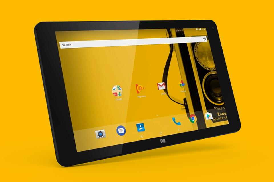 Imagem de Ampliando os horizontes, Kodak anuncia lançamento de tablets no tecmundo