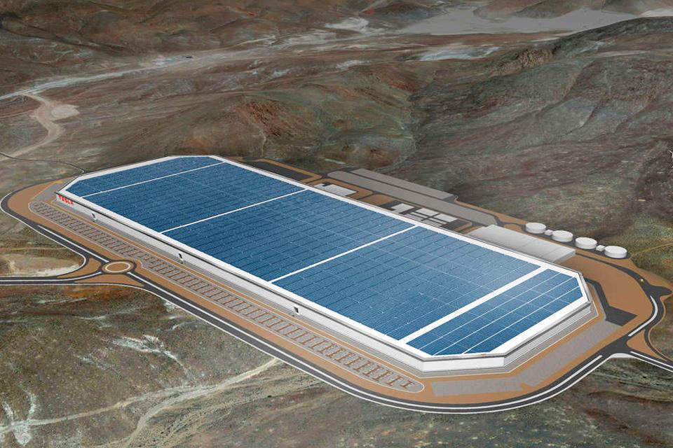 Imagem de Força total: Gigafactory da Tesla começa a produção de baterias do Model 3 no tecmundo