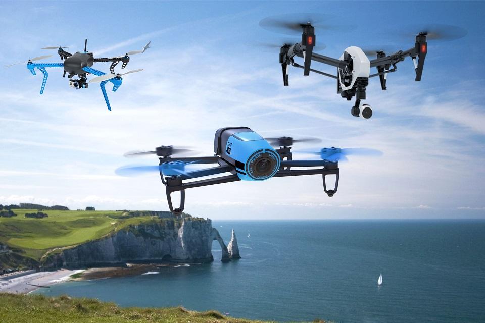 Imagem de Software russo permite que drones voem em qualquer lugar sem travas no tecmundo