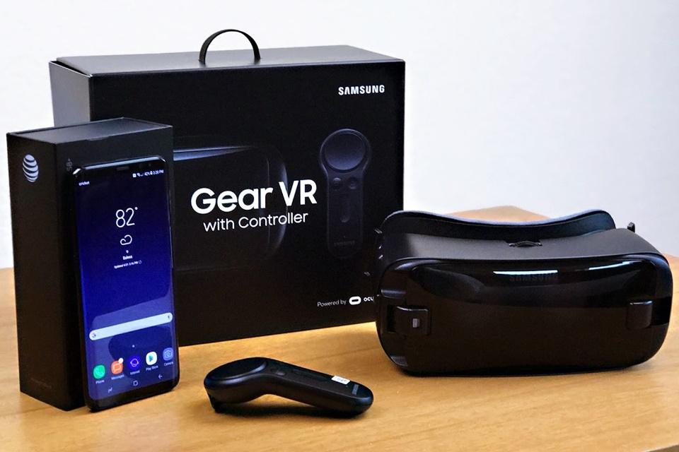 Imagem de Uau! Nova versão do Gear VR pode usar a sua cabeça para desbloquear celular no tecmundo