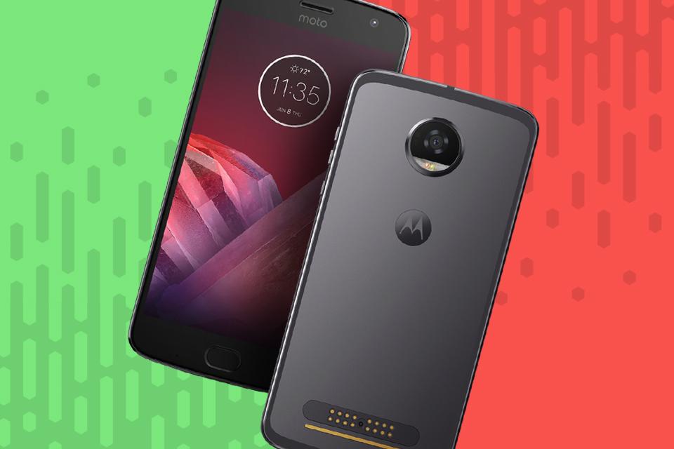 Imagem de Motorola Moto Z2 Play: 5 prós e contras em relação aos concorrentes [vídeo] no tecmundo