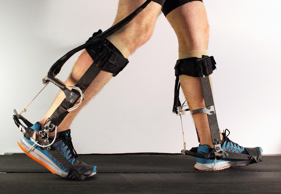 Imagem de Conheça o exoesqueleto que se adapta a você para aumentar a sua eficiência no tecmundo