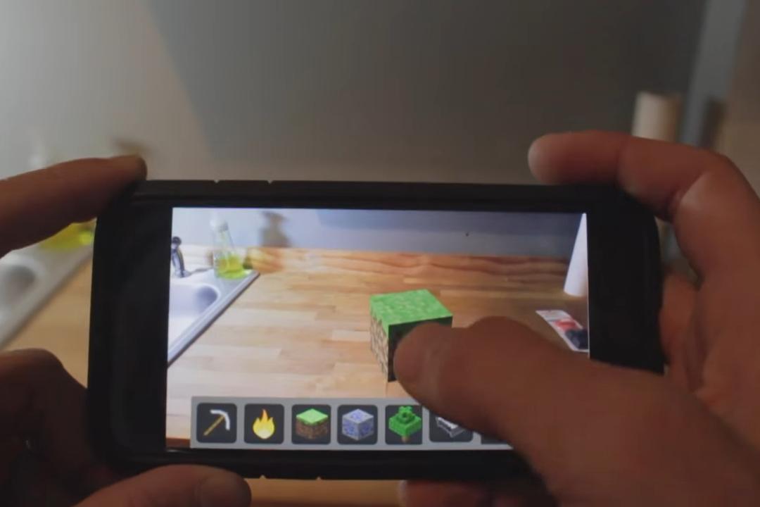 Imagem de Produtor independente cria versão de Minecraft em realidade aumentada no tecmundo