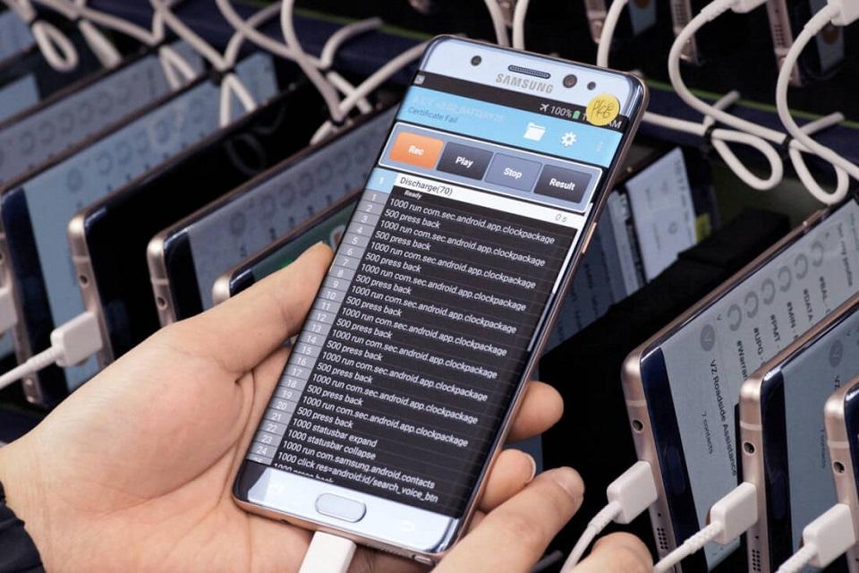 Imagem de Galaxy Note 7 FE tem especificações vazadas no GFXBench no tecmundo