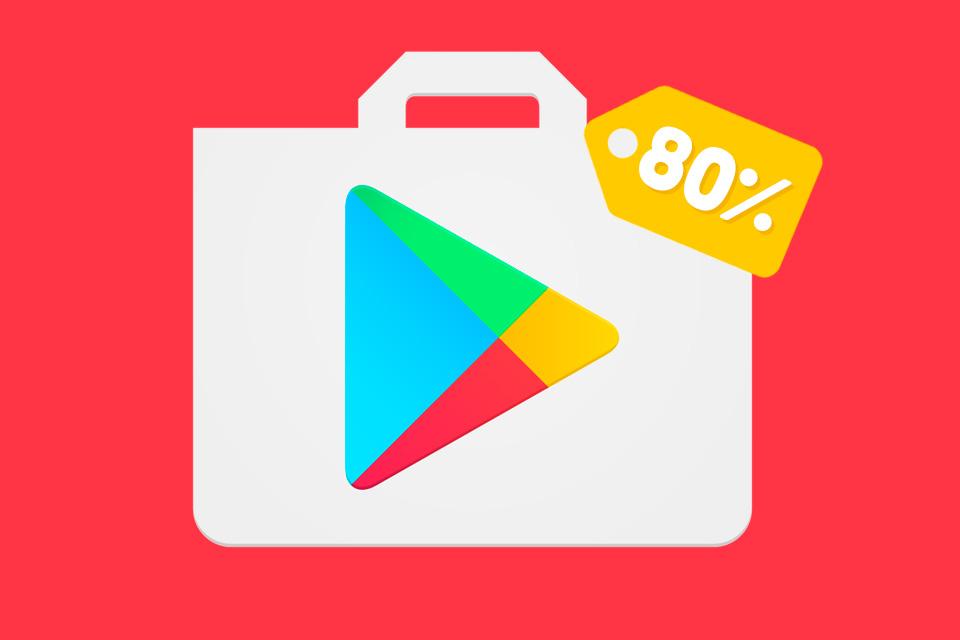 Imagem de Google Play Store está em promoção: até 80% de desconto em jogos no tecmundo