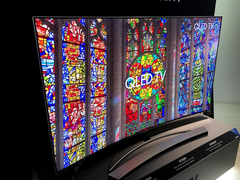 Imagem de Fomos até a Samsung para descobrir tudo sobre as novas TVs QLED para você no tecmundo
