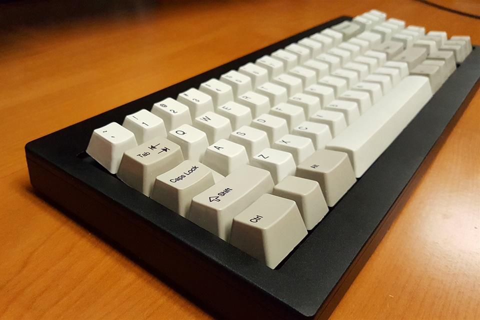 Imagem de Entusiasta recria teclado da IBM de 1981 e vende cada um por até US$ 400 no tecmundo