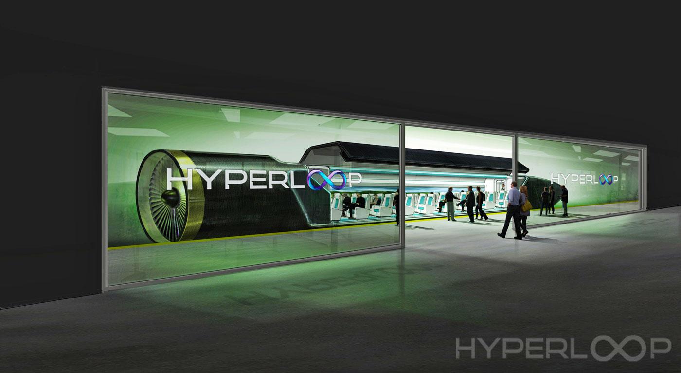 Imagem de Hyperloop One completa primeiro teste de sistema ultrarrápido de transporte no tecmundo