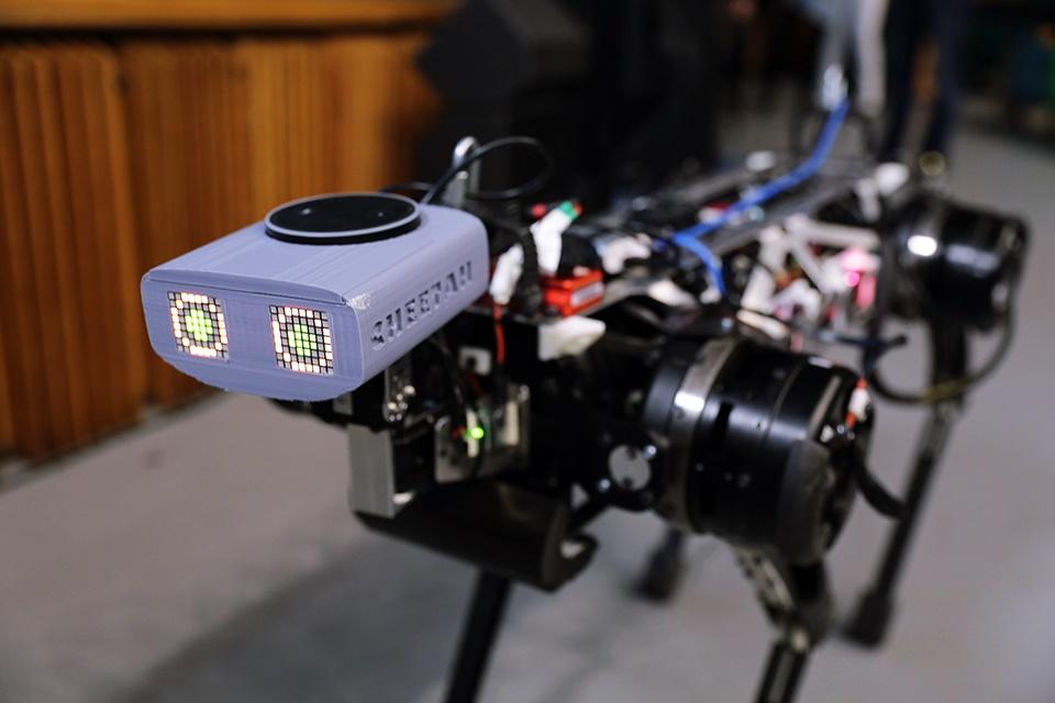 Imagem de Cheetah 3: robô do MIT pode ser usado em Fukushima e quer salvar vidas no tecmundo