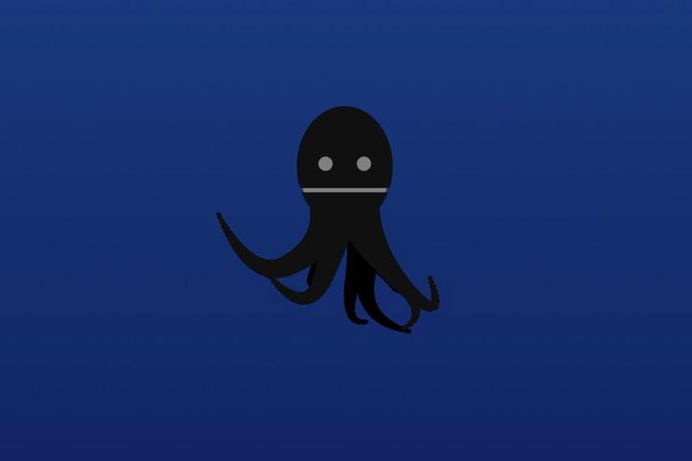 Imagem de Android Octopus? Só pode ser trollagem da Google no novo easter egg do Robô no tecmundo