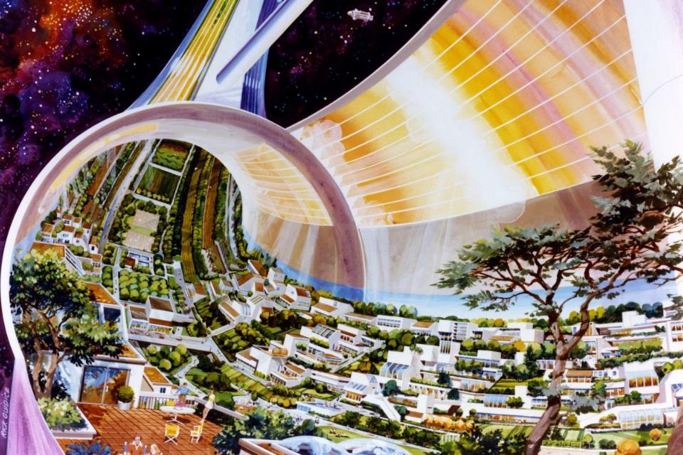 Imagem de Confira as colônias espaciais imaginadas por físicos dos anos 70 no tecmundo