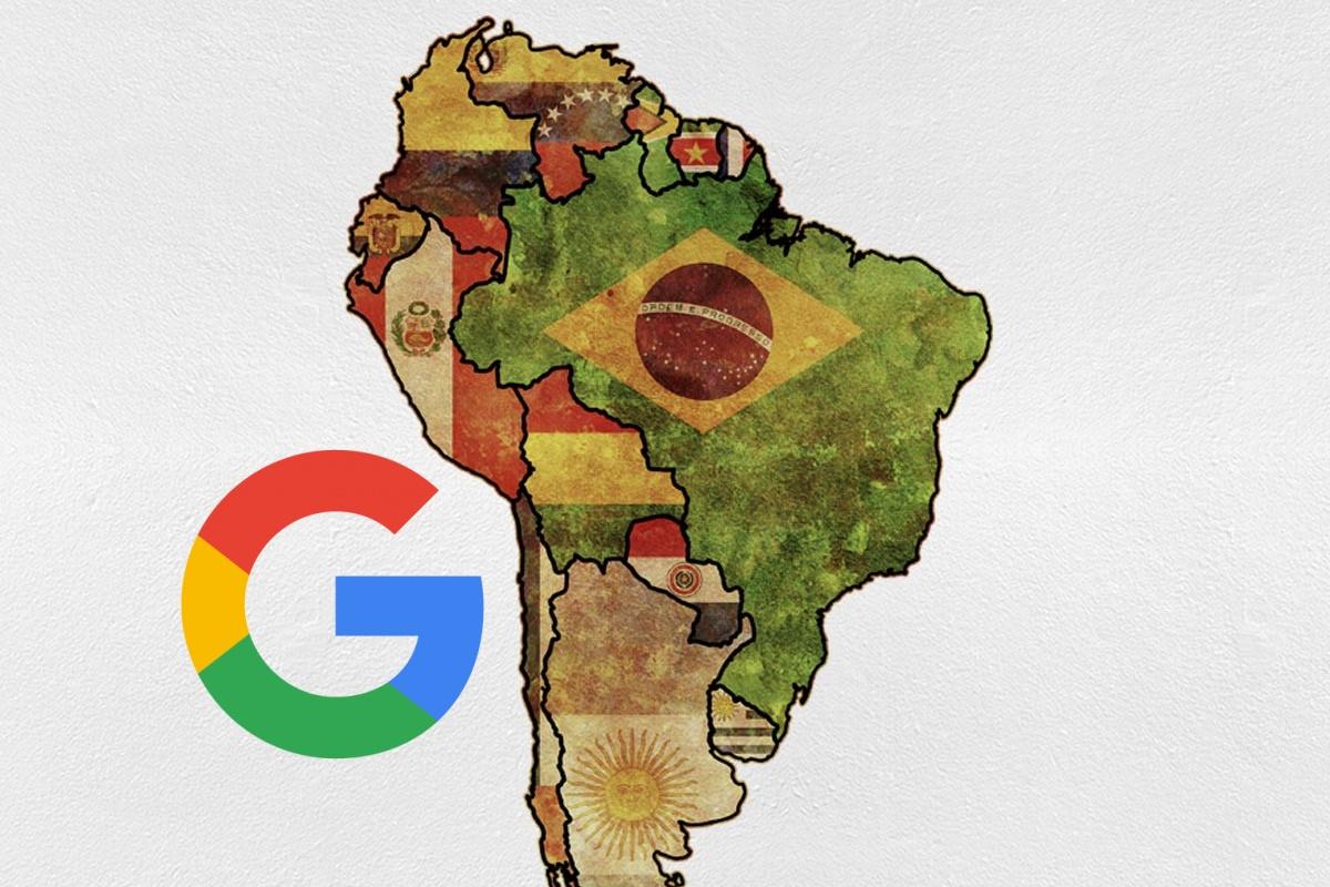 Imagem de O que nossos vizinhos sul-americanos acham do Brasil? O Google responde no tecmundo