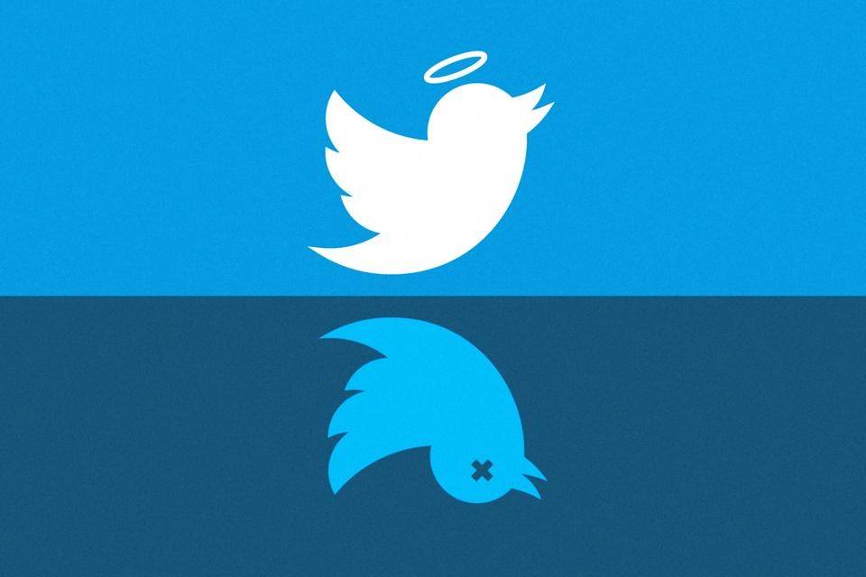 Imagem de Twitter revela número de novos usuários na rede no último trimestre: ZERO no tecmundo