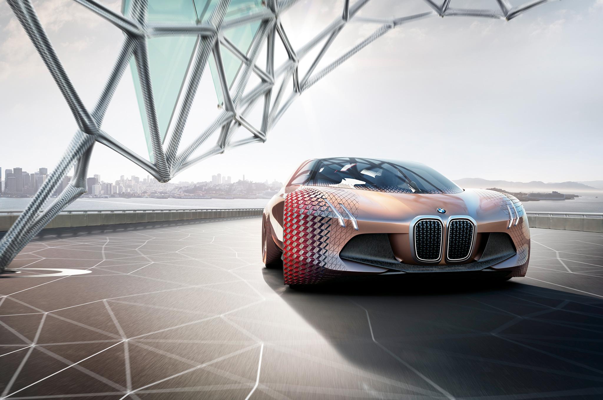 Imagem de Próximo veículo elétrico da BMW poderá ter direção autônoma nível 3 no tecmundo