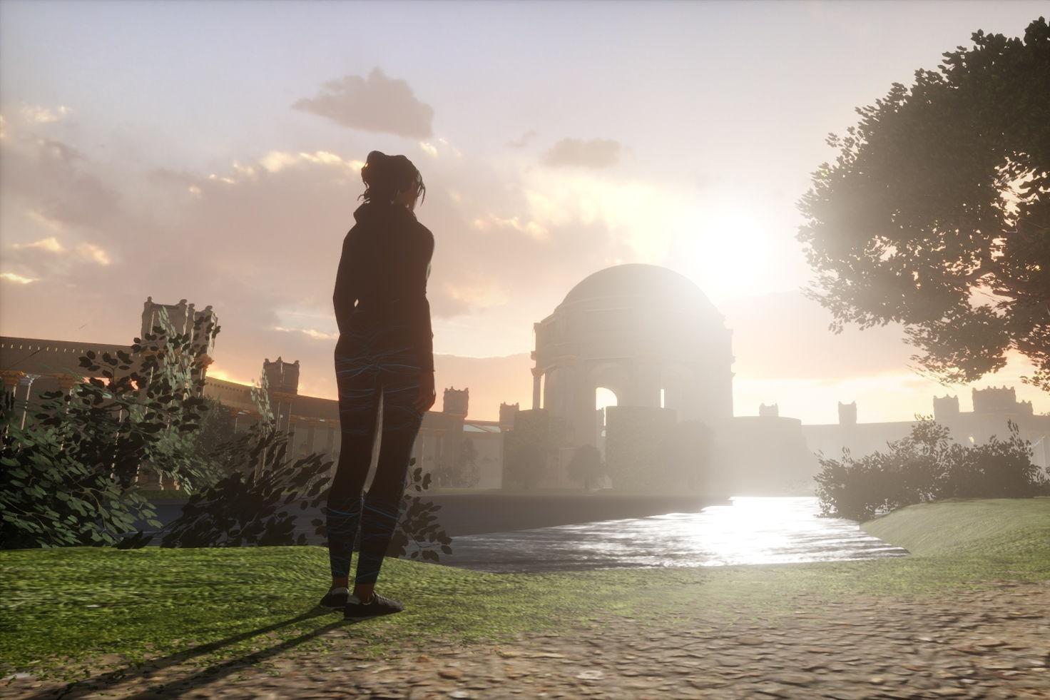 """Imagem de """"Sansar"""", o Second Life, da realidade virtual, entra em beta público no tecmundo"""